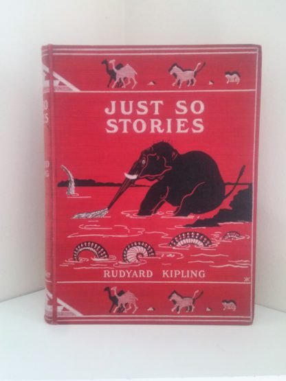 1902 copy of Just So Stories, Rudyard Kipling