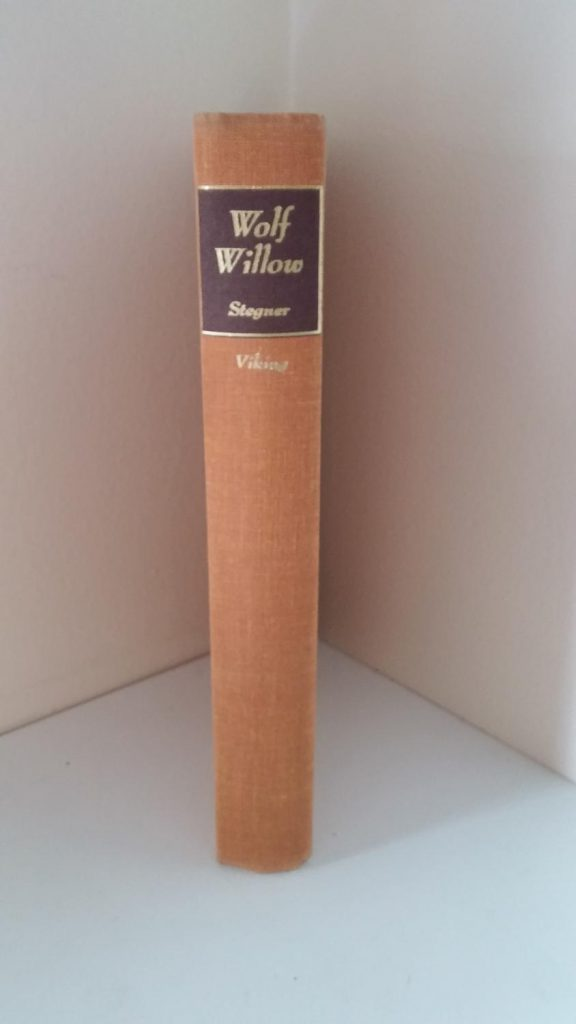 wold-willow-wallace-stegner-1962-first-edition