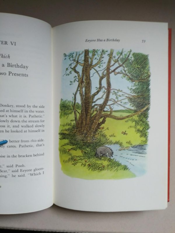eeyore-first-color-edition