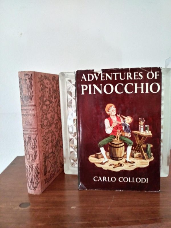 advnetures-of-pinocchio-carlo-collodi-grosset-dunlap