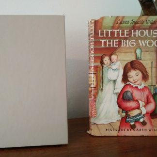 1953 Copy of Little House in the Big Woods, with dust jacket, Uniform Edition