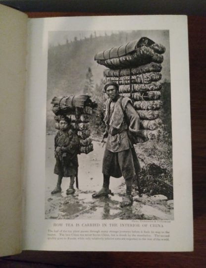 How Tea was Carried in the Interior of China, Wonder of Transport, By Cyril Hall