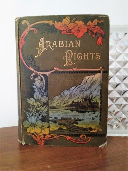 1870s copy of Arabian Nights Lorne Series
