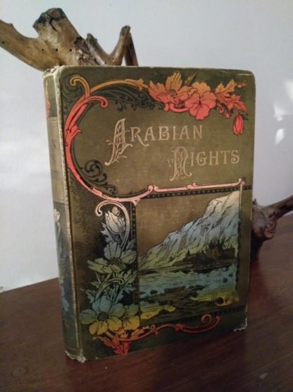 An uncommon 1870s copy of Arabian Nights in the Lorne Series