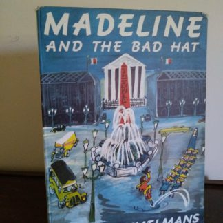 a collectible copy of Madeline and the Bad Hat, 1958 First European Release