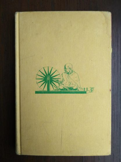 GANDHI Fighter Without A Sword, 1962 First Canadian Edition and Printing