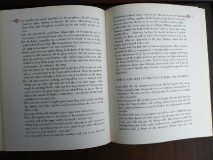 Page 70 and 71 in Heroes of Folk Tale and Legend first printing of first edition 1970 copy