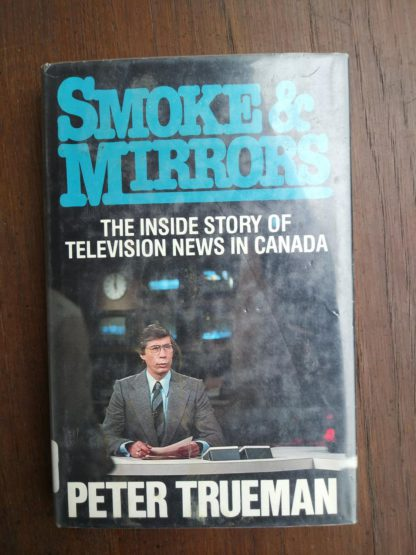 1980 copy of Smoke & Mirrors by Peter Trueman