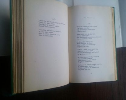 page 183 in a 1945 First Edition of Bolts of Melody by Emily Dickinson