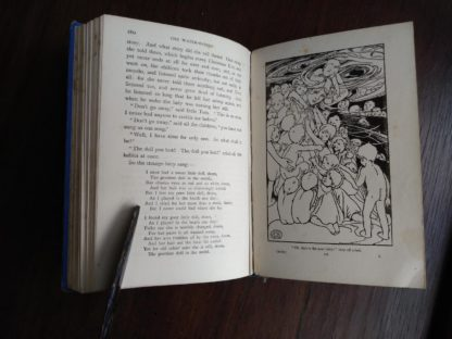 page 160 and 161 in an undated library copy of The Water-Babies by Charles Kingsley published by Blackie and Sons