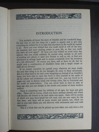 introduction in an undated copy of The Golden Story Book published by Collins Clear Type Press