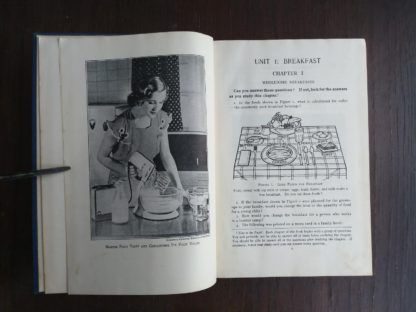 1949 Foods for Home and School by Carlotta C . Greer breakfast