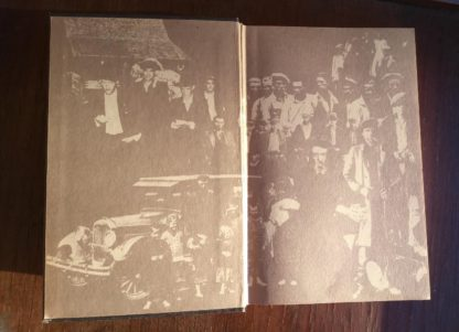 1973 First Edition of TEN LOST YEARS 1929-1939 by Barry Broadfoot front endpaper and paste down