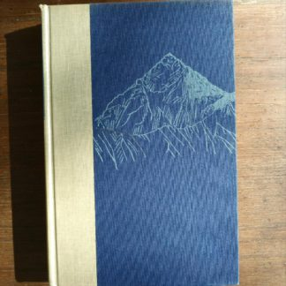 1954 First edition copy of The Conquest of Everest by Sir John Hunt