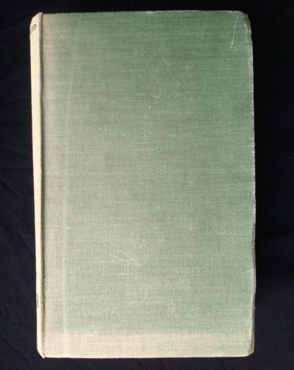 1927 Manual of British Birds 3rd edition Howard Saunders and W. Eagle Clarke backside