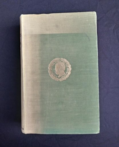 1927 Manual of British Birds 3rd edition Howard Saunders and W. Eagle Clarke front cover