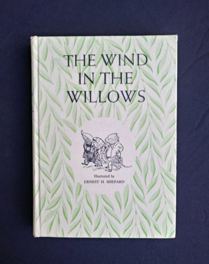 1954 copy of The Wind in the Willows illustrated by Ernest Shepard