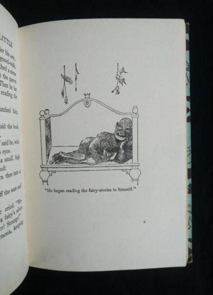 1962 copy of The Story of Doctor Dolittle by Hugh Lofting - illustration inside