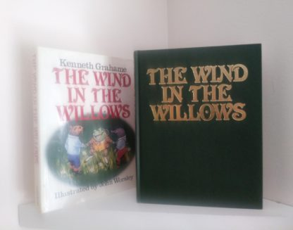 1982 copy of The Wind in the Willows published by by Victoria House Publishing Limited