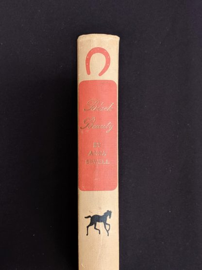 1949 Black Beauty by Anna Sewell - The Heirloom Library - first printing