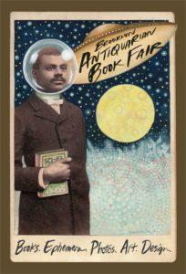 6th annual Brooklyn Antiquarian Book Fair poster