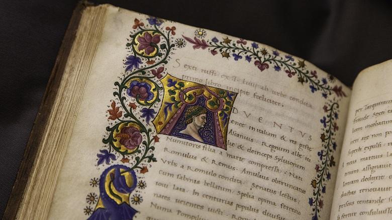 Epitome of Roman History rare book