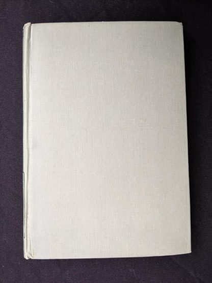 backside of a 1904 copy of A Saxon Maid by Eliza F. Pollard. Published by Blackie & Son Ltd. London
