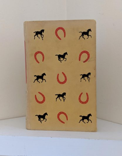 front cover of a 1949 copy of Black Beauty by Anna Sewell - The Heirloom Library - first printing