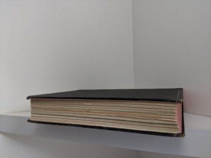 textblock view of The Decameron of Boccaccio by Giovanni Boccaccio. Published by The Bibliophilist Society circa 1930s