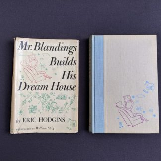 1946 first edition copy of Mr. Blandings Builds His Dream House by Eric Hodgins