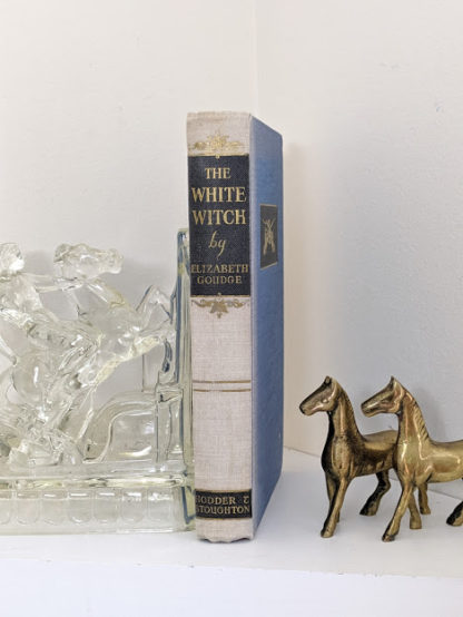 First Edition copy of The White Witch 1958 by Elizabeth Goudge published in London by Hodder and Stoughton