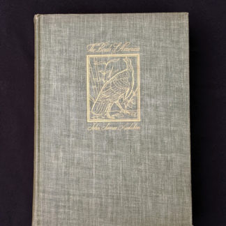 1937 First Edition of The Birds of America by John James Audubon