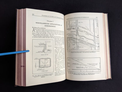 1950 copy of Handbook of Culvert & Drainage Practice - ARMCO Products - Miscellaneos Applications of Subdrainage