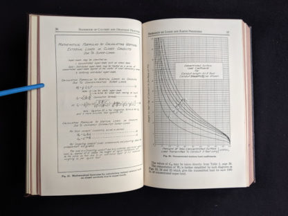 1950 copy of Handbook of Culvert & Drainage Practice - ARMCO Products - Research on loads and Earth Pressures