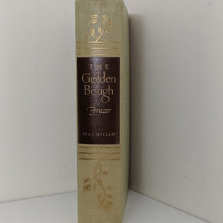 1951 copy of The Golden Bough - A Study in Magic and Religion
