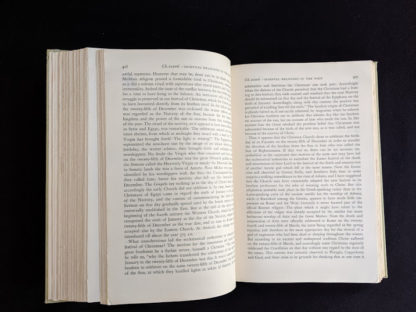 1951 copy of The Golden Bough - A Study in Magic and Religion - pg 416 and 417