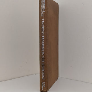 1959 textbook Practical Problems in Soil Mechanics- third edition- by Henry R. Reynolds and P. Protopapadakis