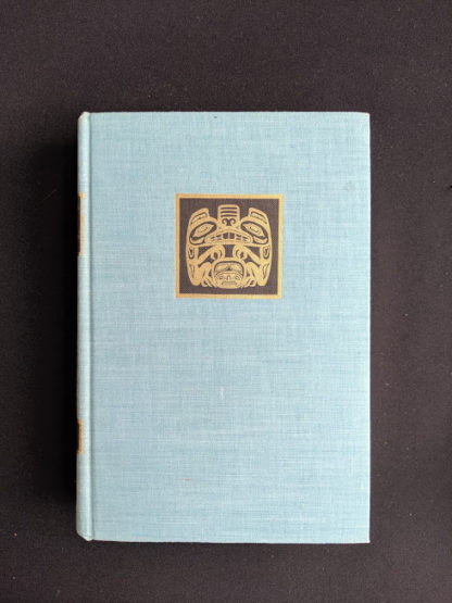 front cover of a 1958 first edition copy of British Columbia -A Centennial Anthology