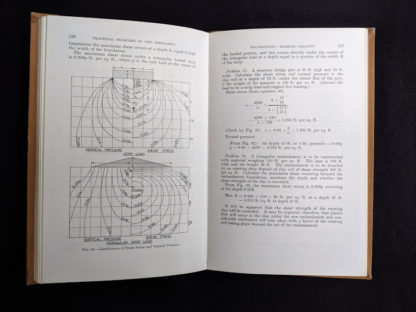 page 126 and 127 inside a 1959 textbook Practical Problems in Soil Mechanics- third edition- by Henry R. Reynolds and P. Protopapadakis