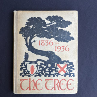 1936 copy The Tree - The Centenary Book of the Ulster Society for the Prevention of Cruelty to Animals 1836-1936