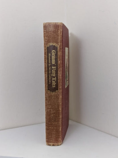 1945 Grimms Fairy Tales By the Brothers Grimm published by Grosset & Dunlap