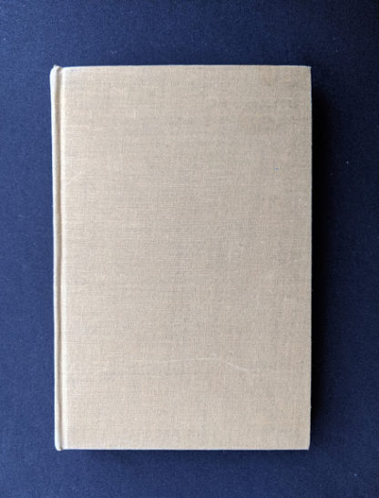Back cover on a 1958 first edition copy of KLONDIKE - The Life and Death of the Last Great Gold Rush by Pierre Berton