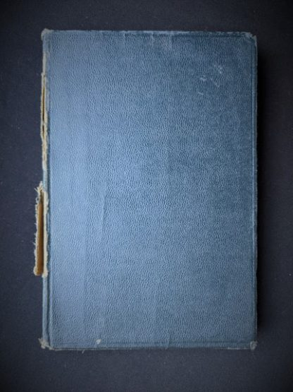 back cover of a 1941 copy of Steel Construction published by American Institute Of Steel Construction- third edition - fourth printing