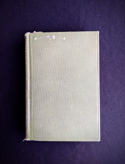 front cover - 1900 copy of The Three Musketeers by Alexandre Dumas - Published by Caldwell Company Publishers