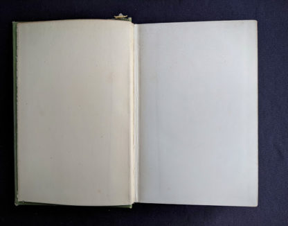 no seam issues inside a 1900 copy of The Three Musketeers by Alexandre Dumas - Published by Caldwell Company Publishers
