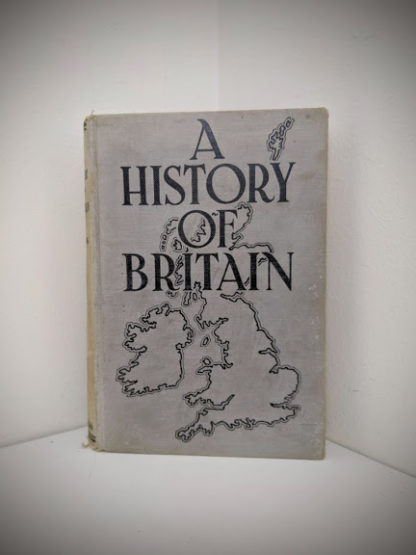 A History of Britain by H. B. King 1937 macmillan company of canada ltd