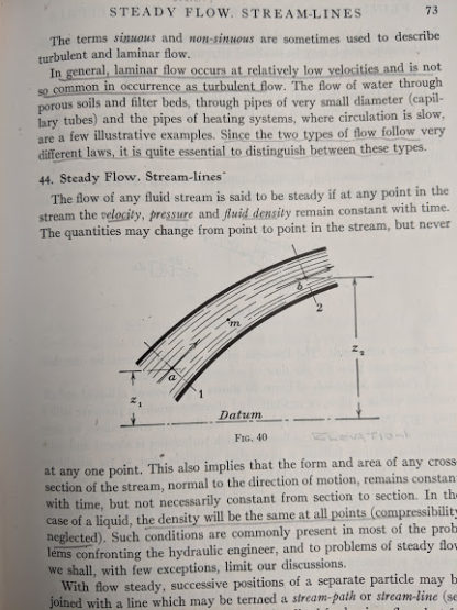 1948 Hydraulics by George Russell - 5th edition - page 73