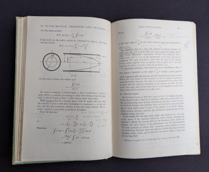 1948 Hydraulics by George Russell - 5th edition - page 80 and 81