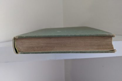 bottom edge of textblock of a 1948 copy of Hydraulics by George Russell - 5th edition