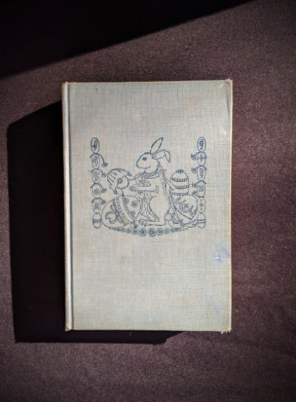 1952 copy of The Easter Book Of Legends And Stories - fourth Edition -illustrated by Pamela Bianco